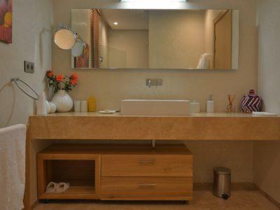 villa de luxe golf Marrakech  Salle de bain