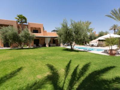 jolie villa marrakech