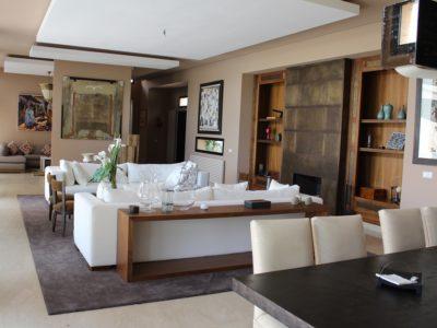Location villa de luxe Golf Marrakech (1)
