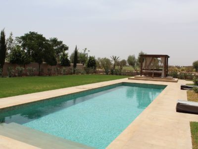 Location villa de luxe Golf Marrakech (6)