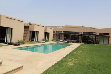 Agence Immobilière Marrakech | Location villa de luxe Golf