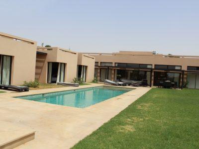 Location villa de luxe Golf Marrakech (7)