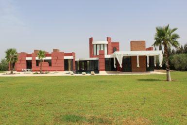 Agence Immobilière | Location villa moderne à Marrakech