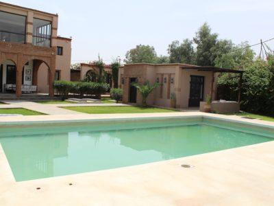 Location villa proche des golfs à Marrakech (10)