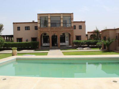 Location villa proche des golfs à Marrakech (11)