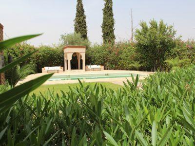 Location villa proche des golfs à Marrakech (13)
