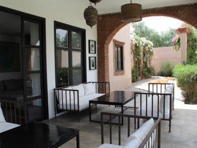 Location villa proche des golfs à Marrakech (15)