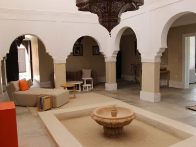 Location villa proche des golfs à Marrakech (2)