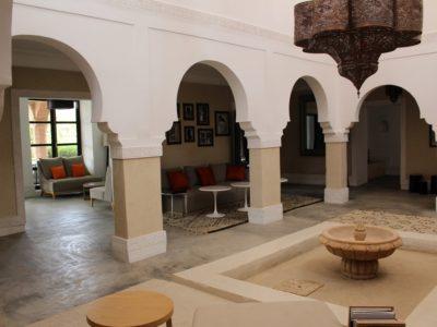 Location villa proche des golfs à Marrakech (3)