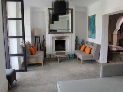 Location villa proche des golfs à Marrakech (5)