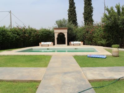 Location villa proche des golfs à Marrakech (7)