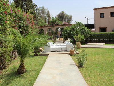 Location villa proche des golfs à Marrakech (8)