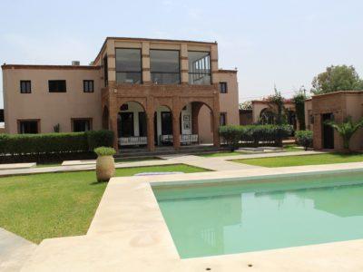 Location villa proche des golfs à Marrakech (9)