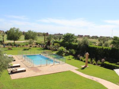 Marrakech Golf Location villa de luxe