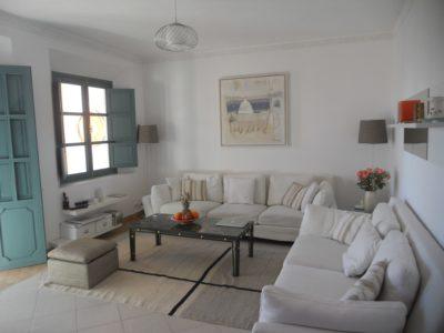 Tres bel appartement à l'hivernage (8)