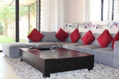 Villa meublée pour location pres du Golf Marrakech | Agence Immobilière