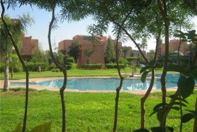 à louer par agence immobilière Marrakech | Villa Meublée