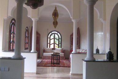 Villa avec piscine à louer | Marrakech Agence Immobilière
