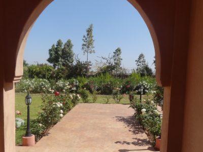 Villa de luxe à marrakech (1)