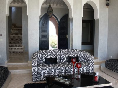 Villa de luxe à marrakech (19)