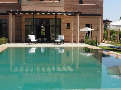 Villa de luxe à marrakech (3)