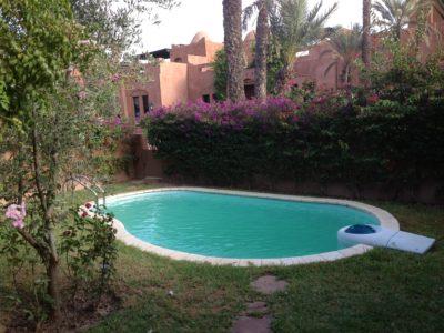 Villa meublée à louer piscine