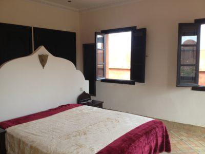 Villa meublée à louer chambre