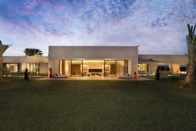 Villa comptemporaine à vendre |Agence Immobilière Marrakech