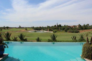 Agence Immobilière met en vente Villa au golf de Marrakech