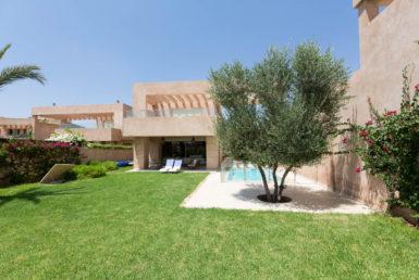 Charmante villa à vendre proche centre ville de Marrakech