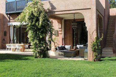 Villa de luxe proche du centre à vendre | Marrackech Agence Immobilière