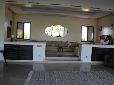 Villa moderne à Marrakech (1)