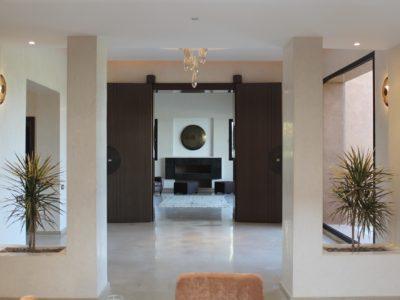 Villa moderne à Marrakech (10)