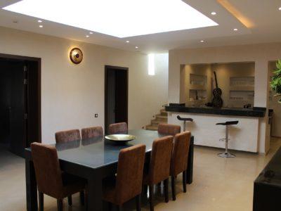 Villa moderne à Marrakech (12)