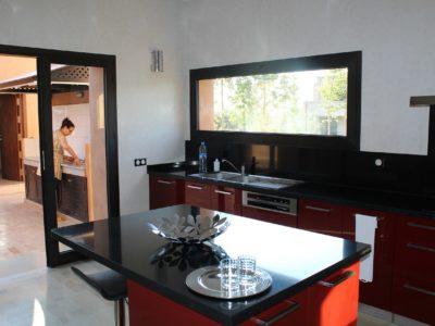 Villa moderne à Marrakech (18)