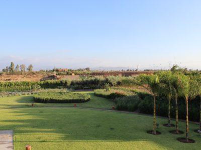 Villa moderne à Marrakech (25)