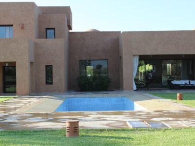Villa moderne à Marrakech (3)