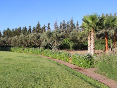 Villa moderne à Marrakech (4)