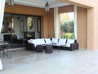 Villa moderne à Marrakech (7)