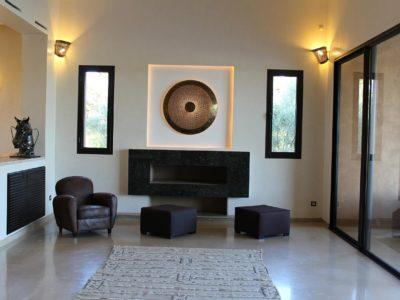 Villa moderne à Marrakech (8)