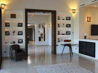 Villa moderne à Marrakech (9)