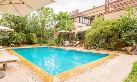 Villa à vendre L'art de vivre | Agence Immobilière Marrakech
