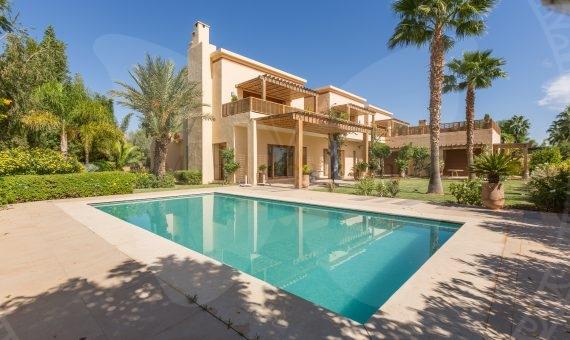 Agence Immobilière | Villa de luxe front de Golf à vende en exclusivité